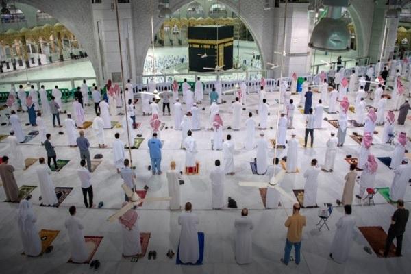 Picha na Video: Sala ya kwanza Masjid al Haram Makka baada ya miezi 7