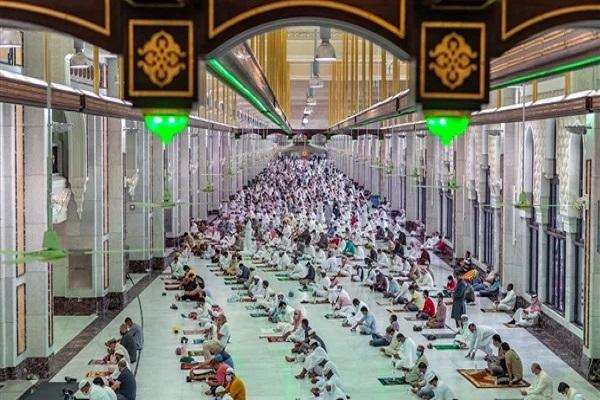 Picha: Sala ya Ijumaa katika Masjid al Haram, Makka