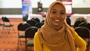 Kwa mara ya kwanza mwanamke mwenye Hijab kuonekana mubashara runingani nchini Canada
